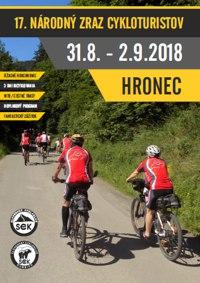 17 narodny zraz cykloturistov 2018 m